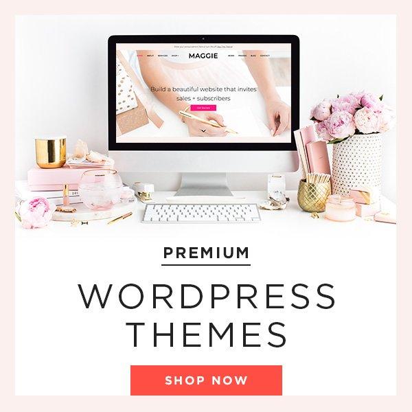 Shop BluChic WordPress Themes