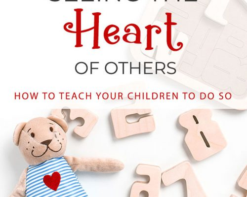 How To See the Heart of Others