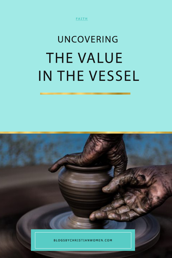 There's value in the vessel