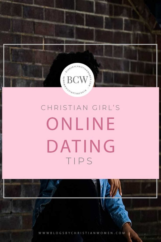 Is online dating ok for christian ladies?