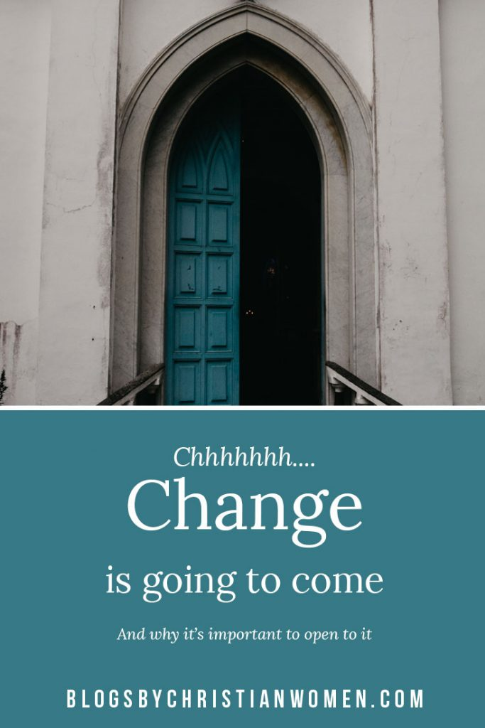 Embracing Change in the Church