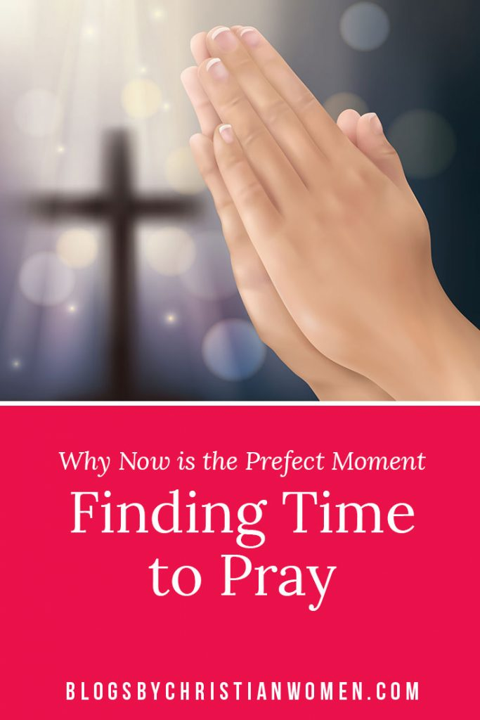 Finding the perfect time for prayer