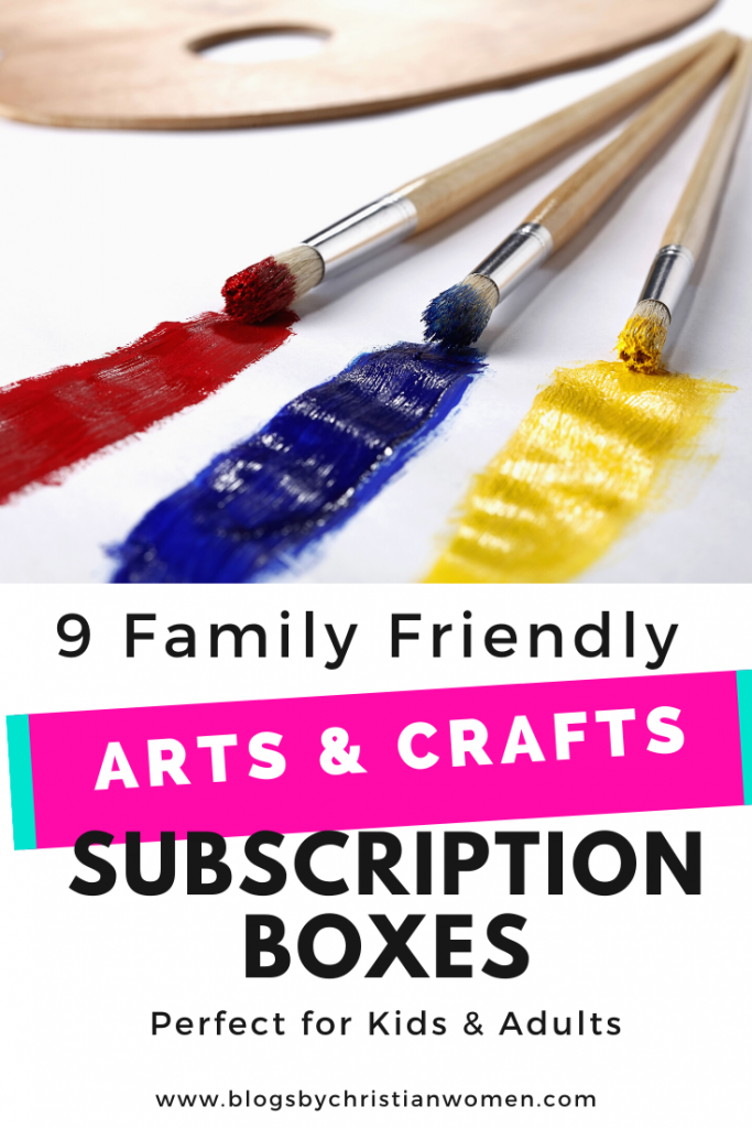 Arts and Craft Gift Ideas