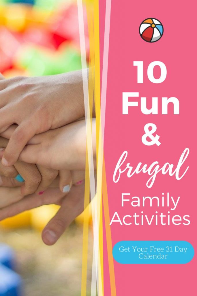 Fun & Frugal Summer Activities