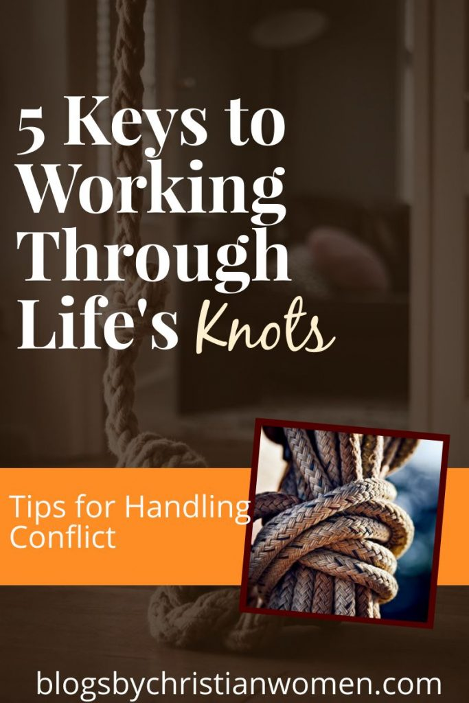 How to Handle Conflict as a Christian