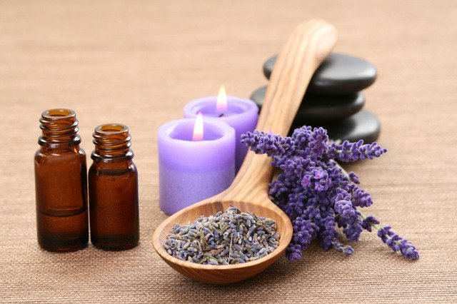 Essential oil recipes for feet and hands